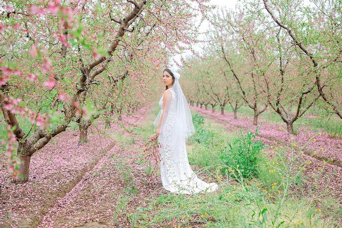 Bridal Shower Garden Tea Party on Kara's Party Ideas | KarasPartyIdeas.com (8)