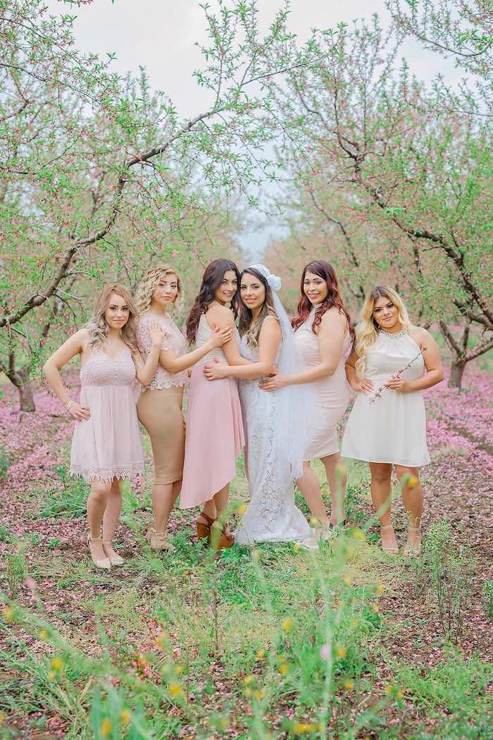 Bridal Shower Garden Tea Party on Kara's Party Ideas | KarasPartyIdeas.com (5)