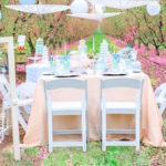 Bridal Shower Garden Tea Party on Kara's Party Ideas | KarasPartyIdeas.com (3)
