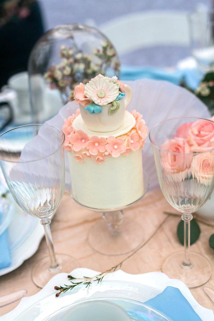 Bridal Shower Garden Tea Party on Kara's Party Ideas | KarasPartyIdeas.com (36)