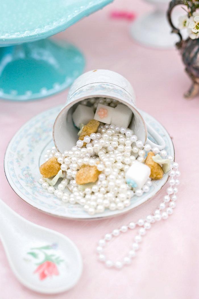 Bridal Shower Garden Tea Party on Kara's Party Ideas   KarasPartyIdeas.com (34)