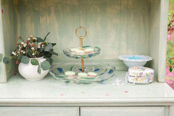 Bridal Shower Garden Tea Party on Kara's Party Ideas | KarasPartyIdeas.com (33)