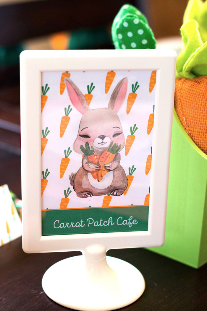 Easter Party Print from a Carrot Patch Easter Party with FREE Printables on Kara's Party Ideas   KarasPartyIdeas.com (23)
