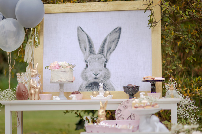 Countryside Bunny Party via Kara's Party Ideas | KarasPartyIdeas.com (21)