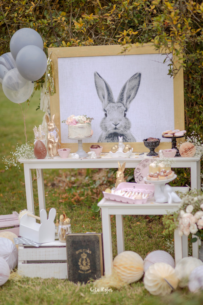 Countryside Bunny Party via Kara's Party Ideas | KarasPartyIdeas.com (20)