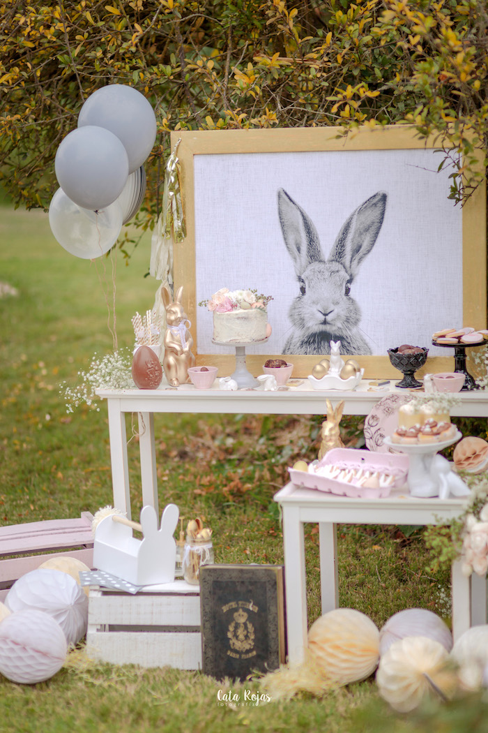 Countryside Bunny Party via Kara's Party Ideas | KarasPartyIdeas.com (19)