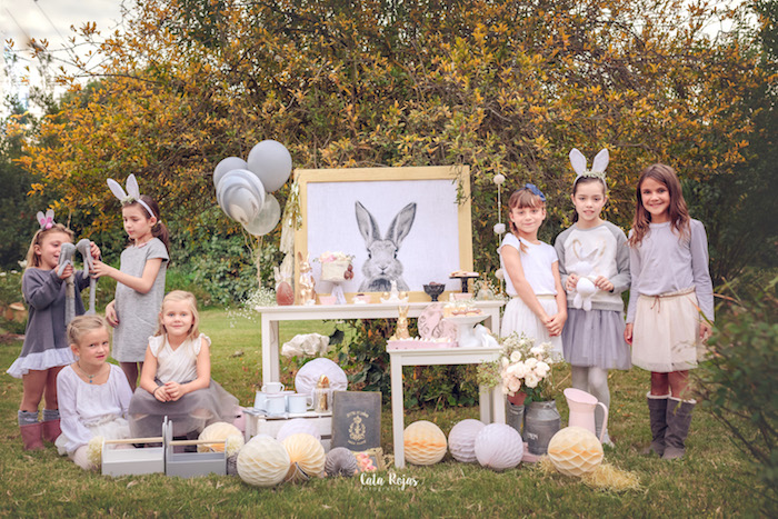 Countryside Bunny Party via Kara's Party Ideas | KarasPartyIdeas.com (7)