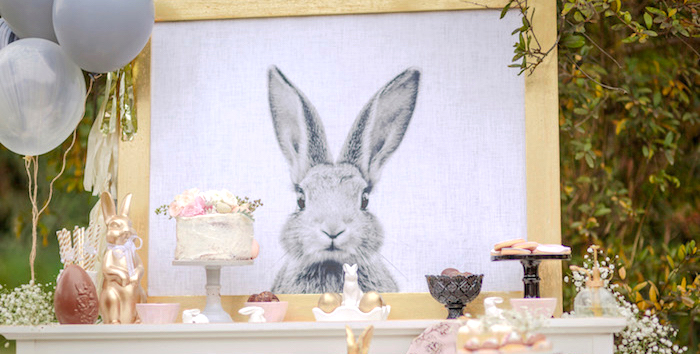 Countryside Bunny Party via Kara's Party Ideas | KarasPartyIdeas.com (3)