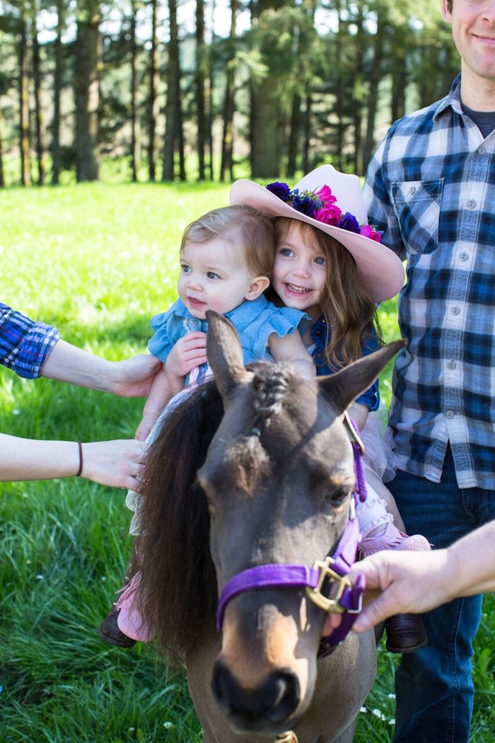 Cowgirl Birthday Party Roundup on Kara's Party Ideas | KarasPartyIdeas.com (8)