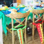 DIY Dinosaur Birthday Bash on Kara's Party Ideas | KarasPartyIdeas.com (3)