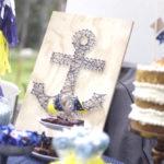 DIY Nautical 1st Birthday Party on Kara's Party Ideas | KarasPartyIdeas.com (1)