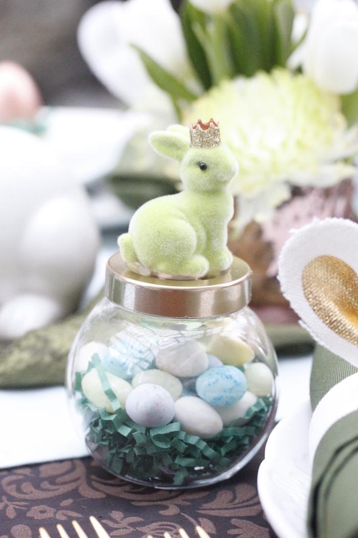 Favor jars from an Easter Garden Brunch on Kara's Party Ideas   KarasPartyIdeas.com (32)