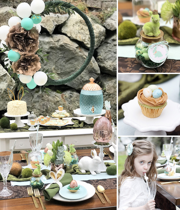 Easter Garden Brunch on Kara's Party Ideas | KarasPartyIdeas.com (4)