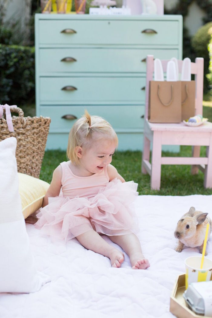 Easter Garden Party on Kara's Party Ideas | KarasPartyIdeas.com (10)