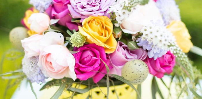 Easter Garden Party on Kara's Party Ideas | KarasPartyIdeas.com (2)