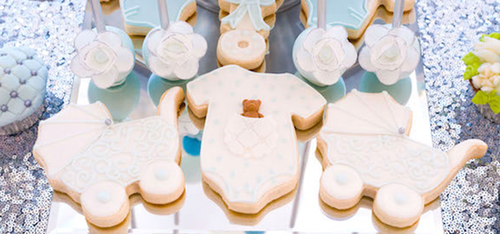 Elegant Brit Milah Baby Naming Ceremony on Kara's Party Ideas   KarasPartyIdeas.com (1)