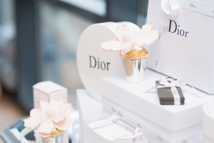 Elegant Dior Inspired Birthday Party on Kara's Party Ideas | KarasPartyIdeas.com (39)
