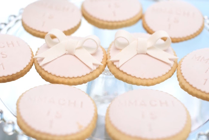 Cookies from an Elegant Dior Inspired Birthday Party on Kara's Party Ideas | KarasPartyIdeas.com (36)