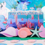 Finding Dory Under the Sea Birthday Party on Kara's Party Ideas | KarasPartyIdeas.com (2)