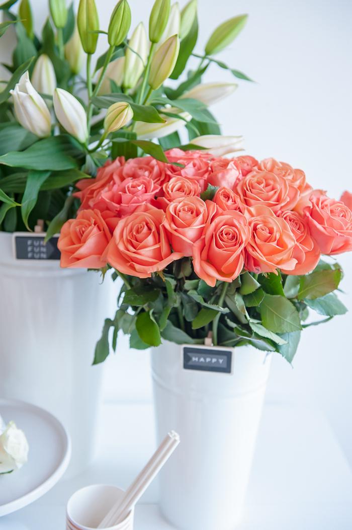 Kara S Party Ideas Flower Shop Birthday Party Kara S