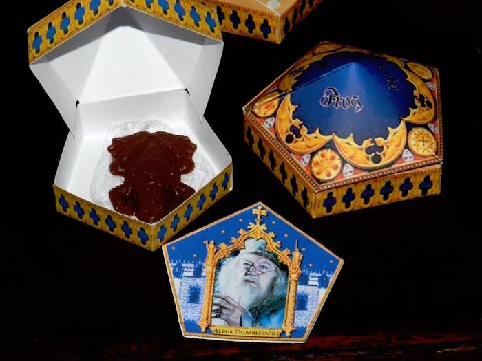 Chocolate frogs from a Harry Potter Birthday Party on Kara's Party Ideas | KarasPartyIdeas.com (17)