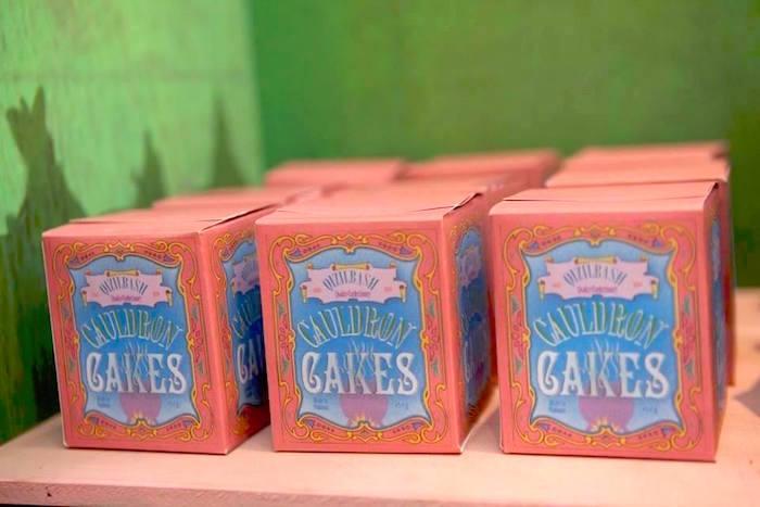 Cauldron Cakes from a Harry Potter Birthday Party on Kara's Party Ideas | KarasPartyIdeas.com (12)