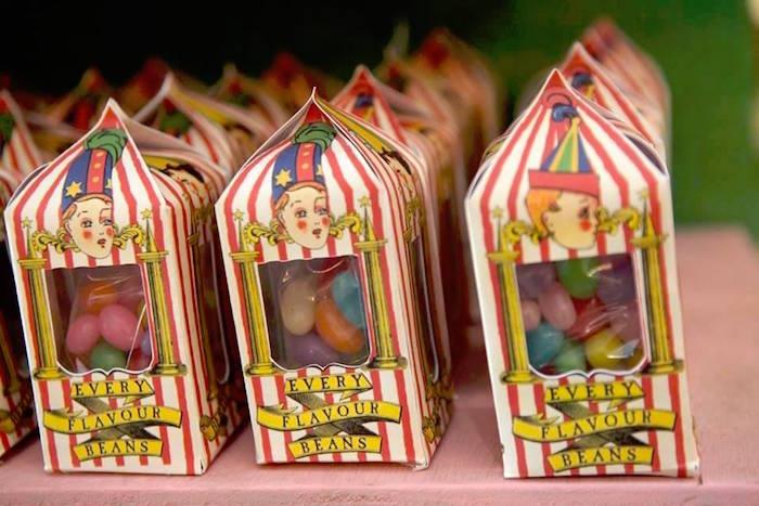 Jelly beans from a Harry Potter Birthday Party on Kara's Party Ideas | KarasPartyIdeas.com (5)