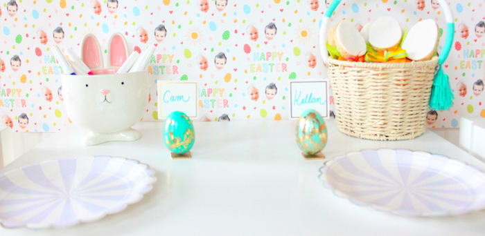 Hoppy Easter Party for Kids on Kara's Party Ideas | KarasPartyIdeas.com (2)