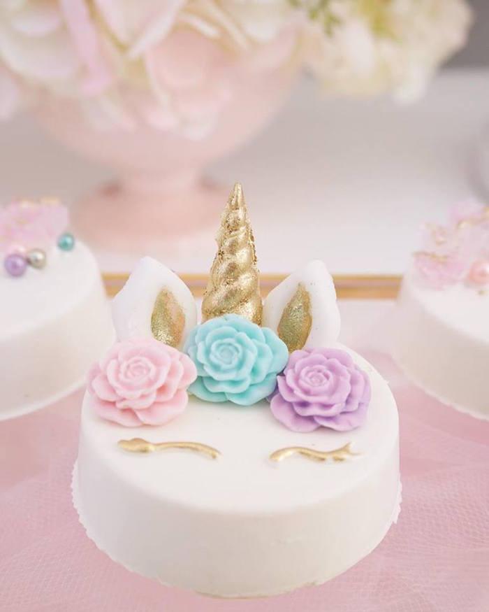 Unicorn Oreo from a Magical Unicorn Birthday Party on Kara's Party Ideas | KarasPartyIdeas.com (7)