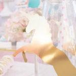 Magical Unicorn Birthday Party on Kara's Party Ideas   KarasPartyIdeas.com (2)