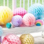 Magical Unicorn and Rainbow Birthday Party on Kara's Party Ideas   KarasPartyIdeas.com (6)