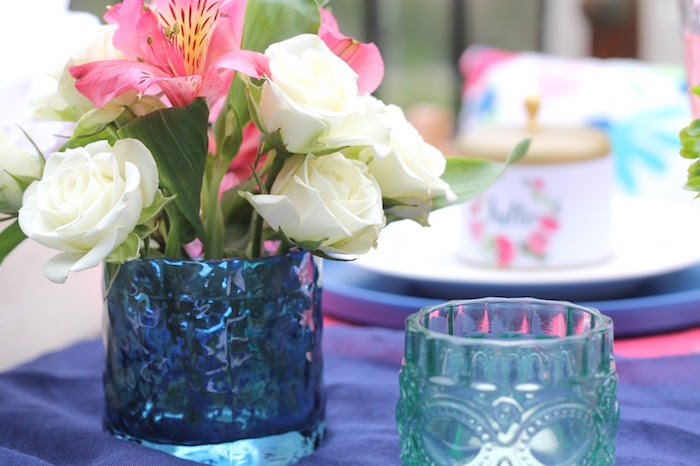 Blooms from a Mother's Day Ladies Lunch on Kara's Party Ideas | KarasPartyIdeas.com (18)