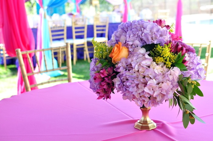 Princess Jasmine Arabian Nights Birthday Party on Kara's Party Ideas | KarasPartyIdeas.com (21)