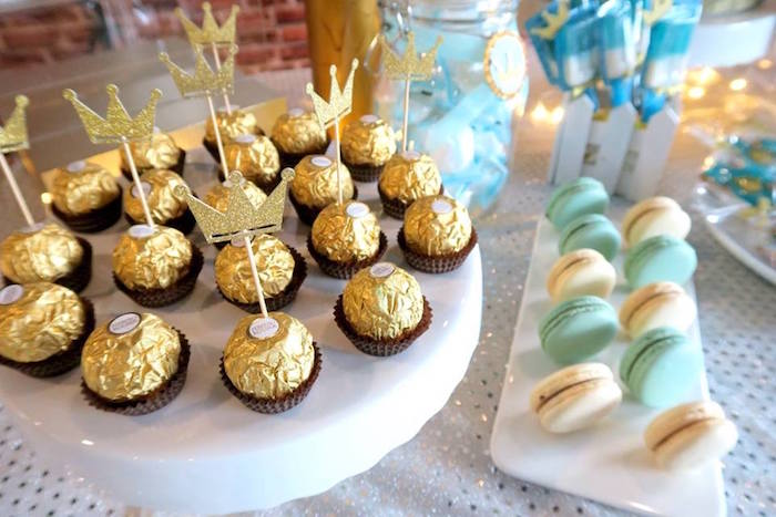 Royal Prince First Birthday Party