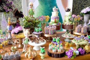 Sweets & favors from a Tinkerbell Fairy Birthday Party on Kara's Party Ideas | KarasPartyIdeas.com (12)