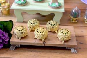 Favor tins from a Tinkerbell Fairy Birthday Party on Kara's Party Ideas | KarasPartyIdeas.com (21)