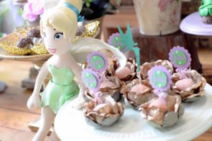 Sweets from a Tinkerbell Fairy Birthday Party on Kara's Party Ideas | KarasPartyIdeas.com (16)