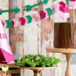 Tribal Cactus Birthday Party on Kara's Party Ideas | KarasPartyIdeas.com (2)