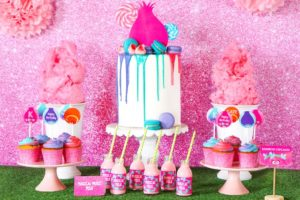 Trolls Birthday Party with FREE Printables on Kara's Party Ideas   KarasPartyIdeas.com (6)