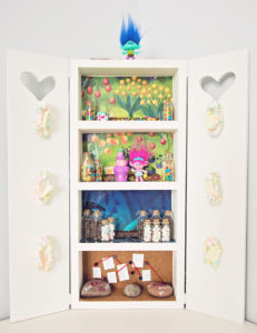 Branch's Bunker Favor Shelf from a Trolls Inspired Birthday Party on Kara's Party Ideas | KarasPartyIdeas.com (21)