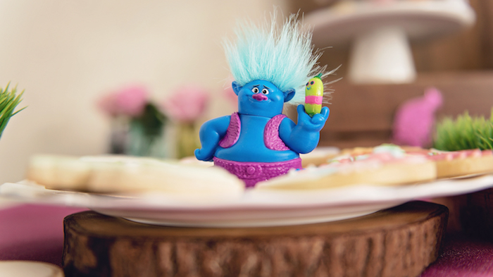 Biggle Troll figurine from a Trolls Inspired Birthday Party on Kara's Party Ideas | KarasPartyIdeas.com (27)