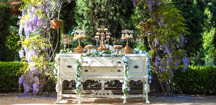 Vintage Garden Party on Kara's Party Ideas | KarasPartyIdeas.com (6)