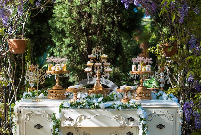 High Quality Vintage Garden Party