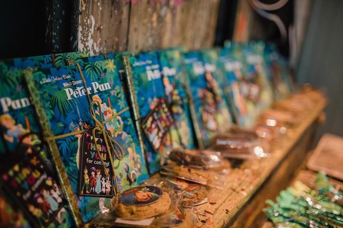 Peter Pan Birthday Party on Kara's Party Ideas   KarasPartyIdeas.com (7)
