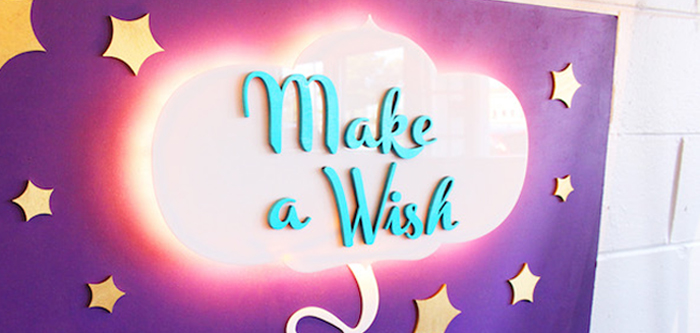 """A Whole New World"" Aladdin Birthday Party on Kara's Party Ideas 