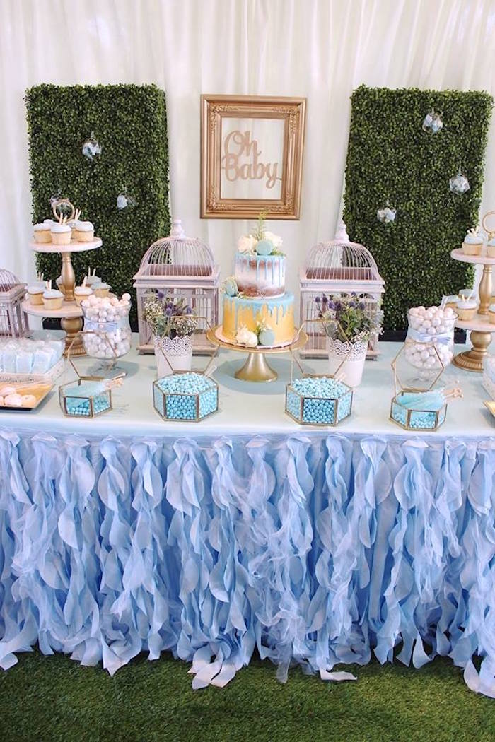 Karas Party Ideas Darling Oh Baby Boy Baby Shower Karas Party
