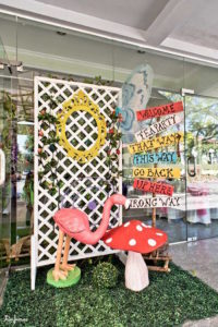 Decor from an Alice in Wonderland Birthday Party on Kara's Party Ideas | KarasPartyIdeas.com (13)