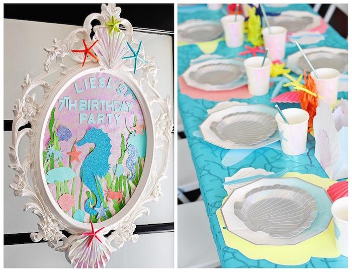 An Under the Sea Bash on Kara's Party Ideas | KarasPartyIdeas.com (16)