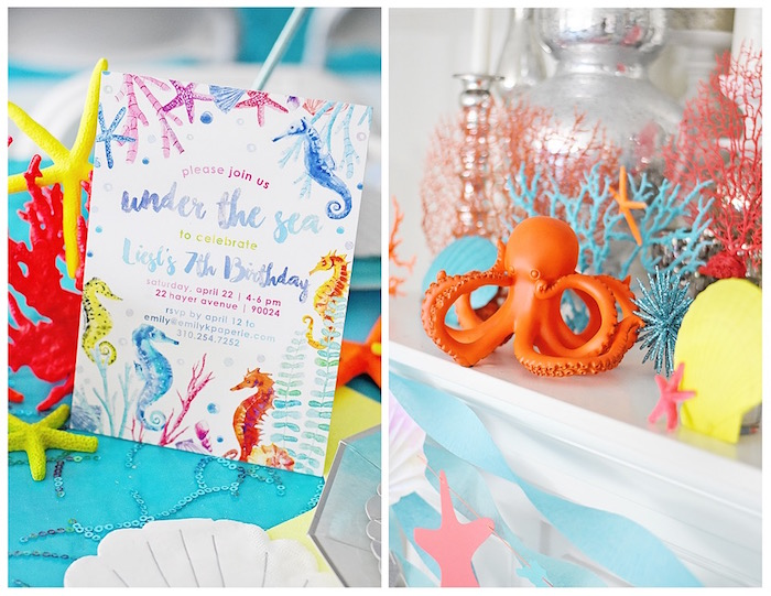 An Under the Sea Bash on Kara's Party Ideas   KarasPartyIdeas.com (33)