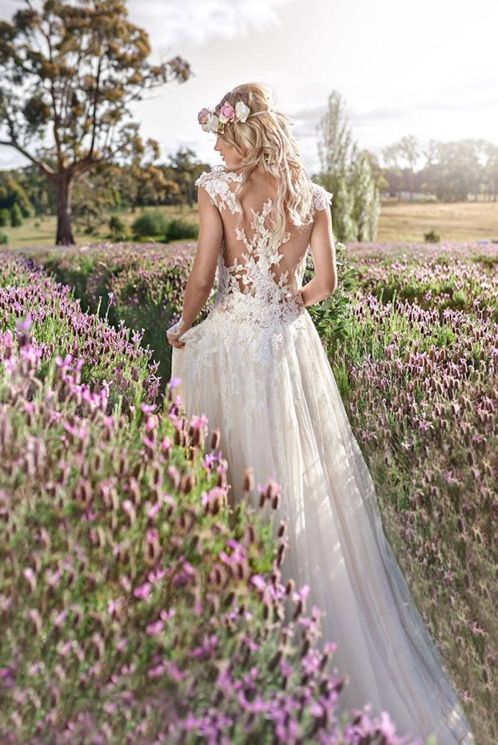 Boho Outdoor Wedding on Kara's Party Ideas | KarasPartyIdeas.com (8)